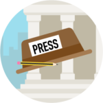 Journalists trilby